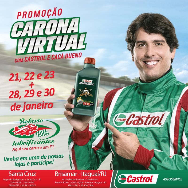 Roberto Lubrificantes - Cacá Bueno 2